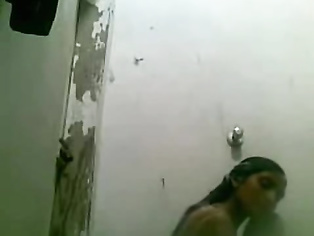 Hot big boob punjabi girl from Lahore shooting her own video taking her clothes off for shower.