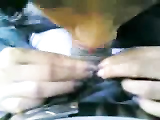 Indian teacher giving her colleage a blowjob in a bus while trip to Lonavla.