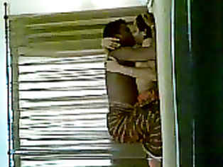 Homemade stolen footage of mallu couple fucking each other after having their meal.