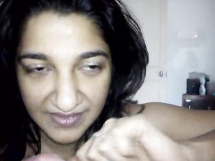 Married Bhabhi Blowjob - Movies.