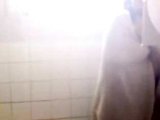Indian Lady In Shower - Movies.