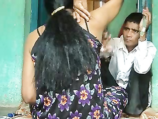 Barber Shaving Girls Armpit - Movies.