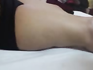 Bhabhi In Bed Pressing Boobs - Movies.