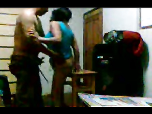 Horny punjabi college couple sex scandal, girl kissed by her boyfriend who then pulls off her top and pants to fuck.