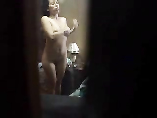 Aunty Caught Changing - Movies.