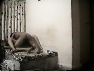 Horny Indian fucking her new girlfriend first in cowgirl position