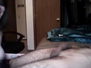 Hot British chick rides her Indian lovers cock and then gets fucked missionary style real hard till the guy cums and she then dresses up.