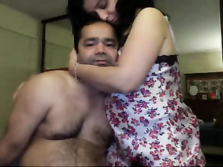 Sweet Indian Girl Monika With Her Boyfriend At Home Enjoying Sex