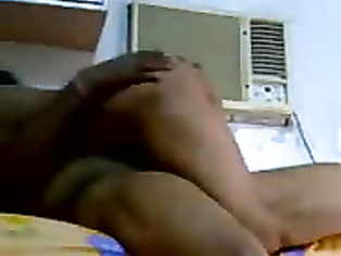 Horny desi guy drilling his wife's tight cunt missionary style