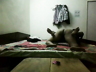 clean shaven pussy in bedroom while talking over the telephone