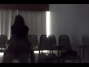 Indian couple from Delhi fucking in a conference hall after conference secretly recorded by hidden cam.