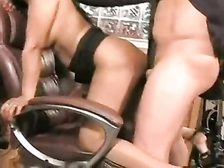 Indian secretary fucked by her boss in his office cabin after late night work!.