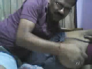 Assamease couple homemade webcam sex leaked online from their stolen laptop.