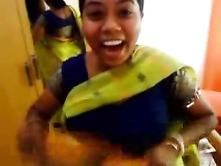 Bhabhi Changing Blouse - Movies.