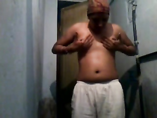 Indian Girl Massaging Tits - Movies.