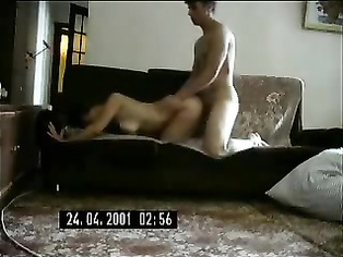 Indian couple doggy style hardcore sex