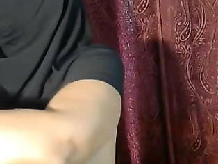 Hot man fucking his sexy wife on cam