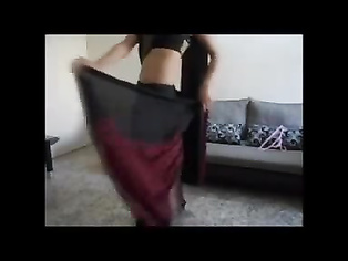 Learn How To Wear Sari - Movies. video2porn2