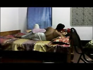 South Indian couple homemade sex young wife sucks her man cock and seduced him.