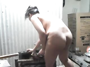 Bhabhi In Kitchen Naked - Movies.