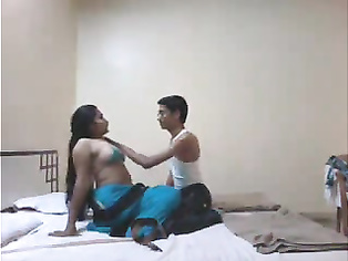 Couple talking dirty with each other bhabhi getting her pussy licked and fucked hard.