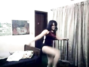 Sexy Indian Babe Stripping - Movies.