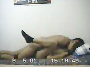 Leaked mms video of married Pakistani couple from Islamabad fucking in their bedroom, wife sucking her hubby cock and fucked in various style from their stolen laptop.