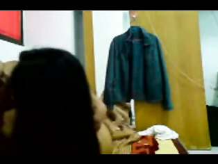 Indian Babe In Bedroom - Movies.