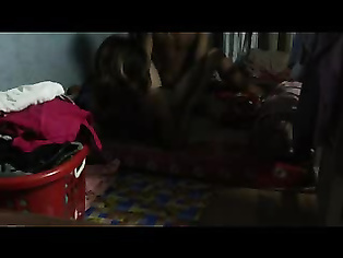 Indian aunty showing big tits ass cheeks and pussy while dancing in bedroom to tease her partner before fucking session in this awesome MMS.