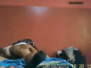 Hot and sexy Mumbai bhabhi seducing her foriegn boss in her apartment to get promotion at work.