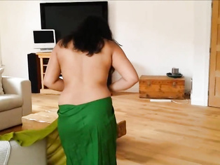 Indian Bhabhi In Lingerie - Movies.