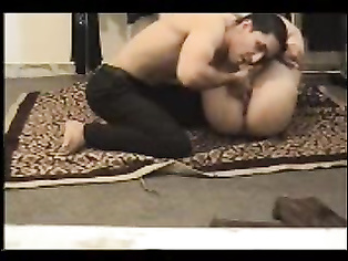 Pakistani sexy wife getting fucked by horny guy missionary style who drills his cock hard into her clean shaven cunt making her tits jiggle and moan in pleasure in this awesome MMS.