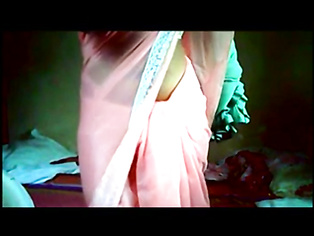 Hot Girl Stripping Her Sari - Movies.
