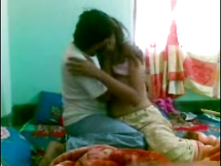Lusty Young Indian Couple - Movies.