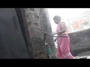 Sexy Maid Taking Shower - Movies.