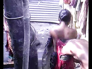 Indian Girls Open Shower - Movies.