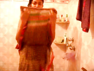 Kolkata Babe Shower Selfie - Movies. video2porn2