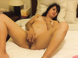 Sexy Punjabi Wife Lying Naked - Movies.