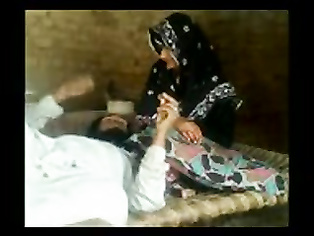Amateur pakistani punjabi village girl with her cousin fucked in style when no one is at home and unaware that there is mobile camera on filming whole fuck session.