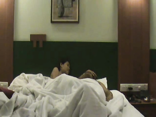 Chandigarh raand one more time back at work seducing her client in hotel riding on top of him