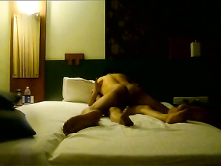 Married Indian couple honeymoon sex scandal leaked online filmed by hidden cam fixed by room service.