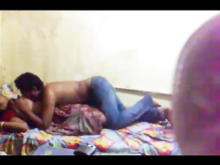 Bangladeshi wife secret sex tape with ex-lover leaked online, she lying naked in bed showing her lovely tits and boyfriend spreading her hairy pussy and drilling his dick inside her in this must watch MMS.