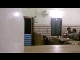 Indian Couple In Restaurant - Movies.