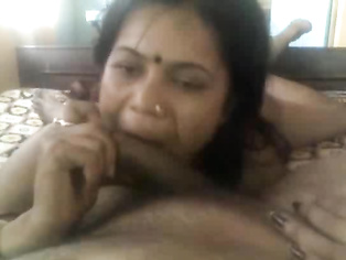 Mature Bhabhi Blowjob - Movies.