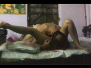 Newly wed couple fucking in next door while this hot mature sexy bhabhi fucking and listening hot moans by young wife.