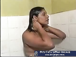 Desi Wife In Shower - Movies.
