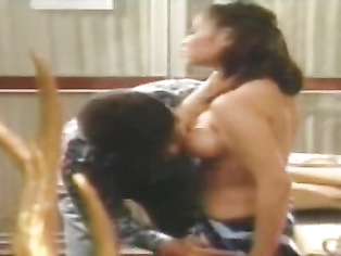 Amateur desi bhabhi giving her neighbour man a blowjob in absence of his wife