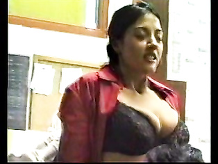 Indian Babe Fatime In Office - Movies.