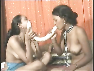 Desi Lesbian With Dildo - Movies.