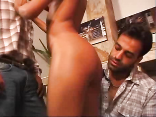 Kashmira In Real Threesome - Movies.